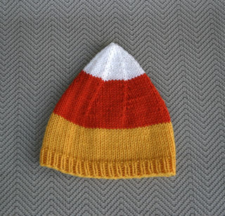 Candy corn hat 102108