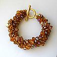 Knitted Bracelet #2