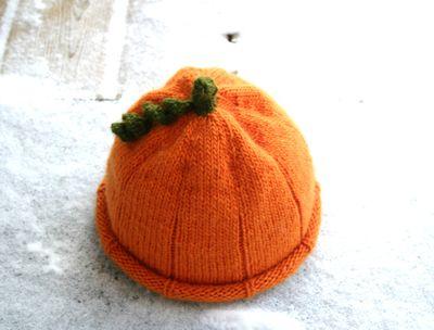 Pumpkin Hat 120709 edit