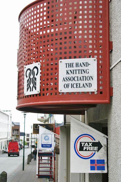 Handknitting association