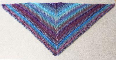 Barbs shawl 022211