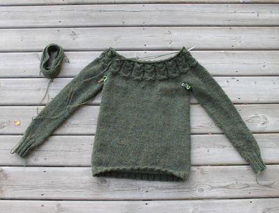 Owl sweater 121611