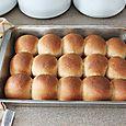 100% Whole Wheat Buttermilk Rolls, February 25
