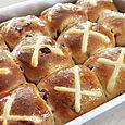 Hot Cross Buns, April 8