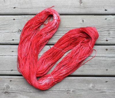 Canada day koolaid yarn