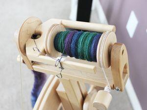 Spinning 041013