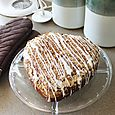 Honey Cardamom Cake, February 14