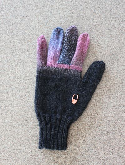 Guess who glove 021113