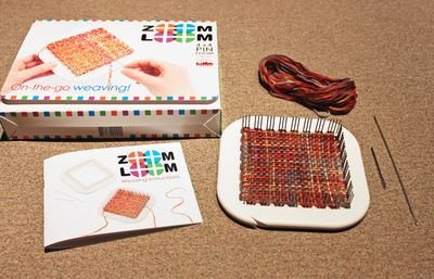 The Zoom Loom set
