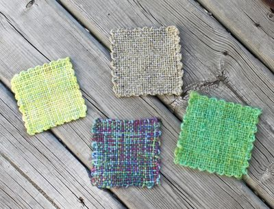 Zoom loom squares 082113