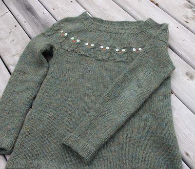 Owls sweater 093013