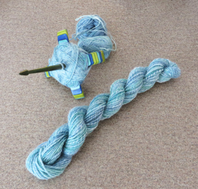Yes, I like to match my spindle to my fibre!