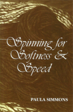 Spinning for softness and speed
