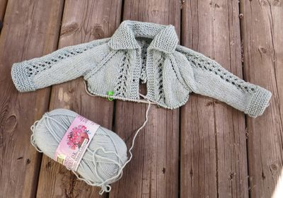 Baby delight sweater 062314
