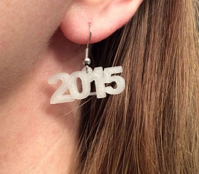2015 earrings smaller