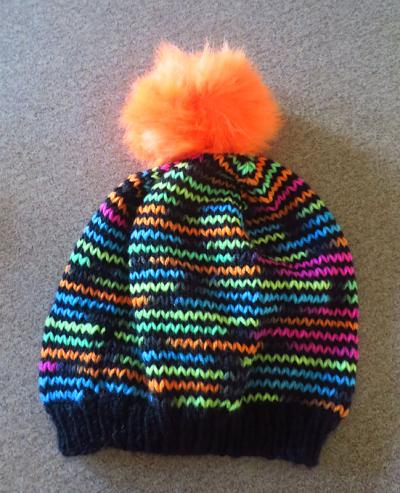 Crazy hat 092216