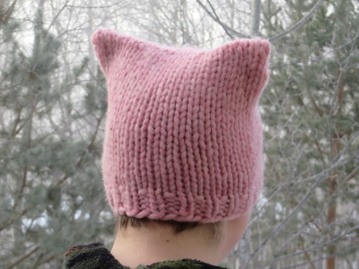Cat Eared Hat