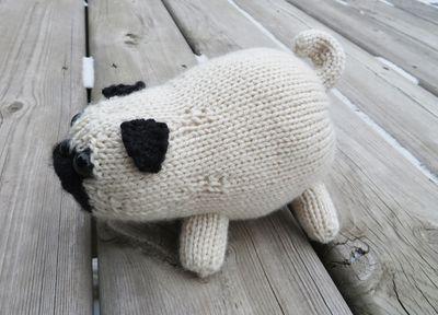 Pug body 111814