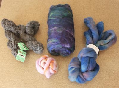 Penelope fibre arts haul!
