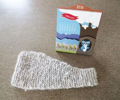 Wow, that knitting looks more beginner than my most beginner knitting!
