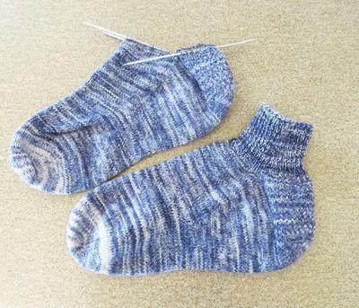 Socks cuffs 030916