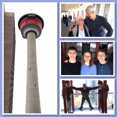 Calgary collage