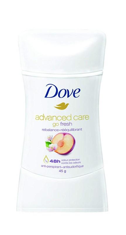 Dove antperspirant (Custom)