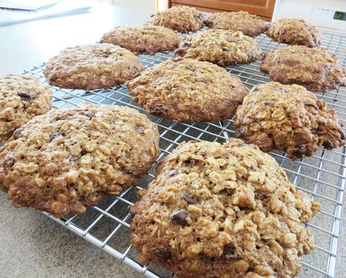 Plate Sized Cookies