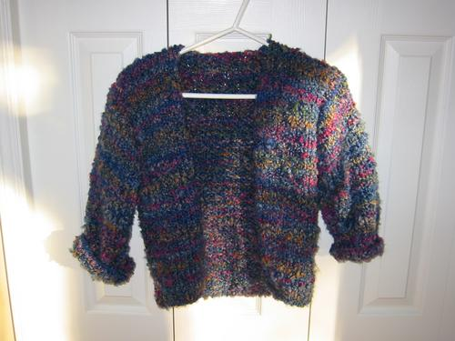 Ugly Jacket that didn't turn out!