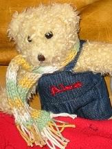 Teddy's Scarf