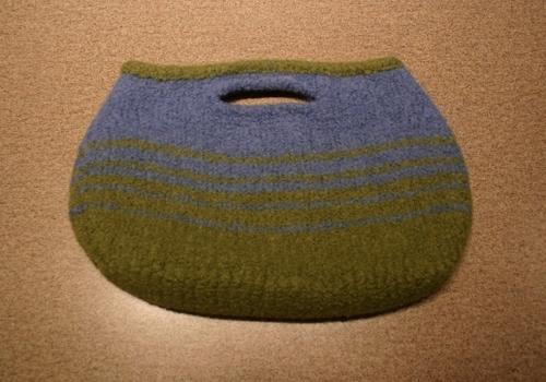 Buttonhole Bag