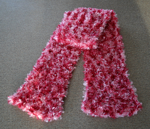 Free Crochet Pattern For Boa Scarf : Boa Scarf Pattern ? Catalog of Patterns