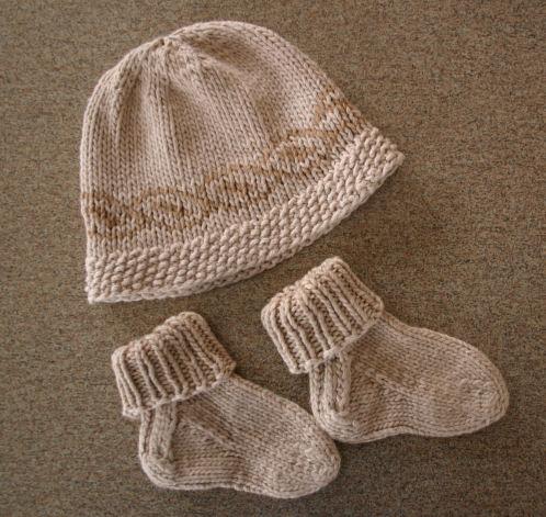 Pakucho Baby Set