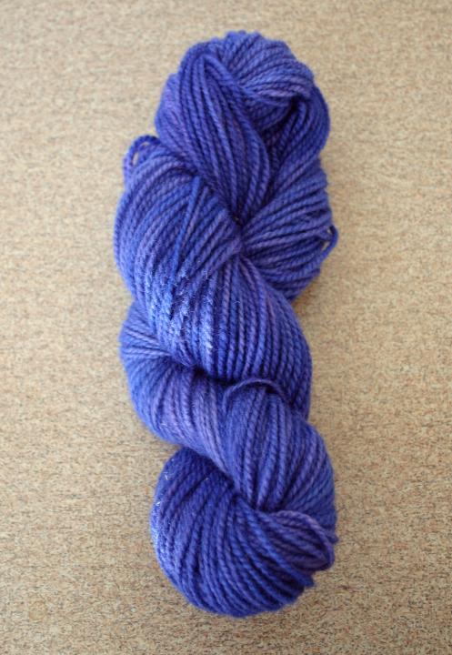 Blueberry Twist Yarn