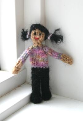 Little Dude Doll #2