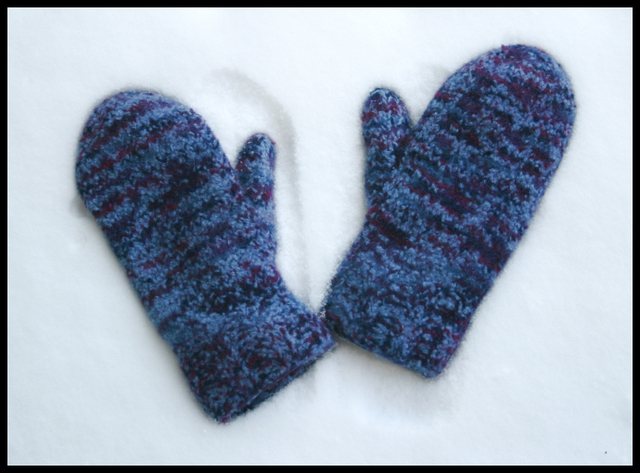 Snow Country Mitts, Ladies Size