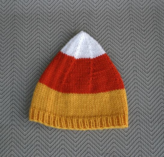 Candy Corn Hat