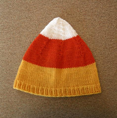 Bigger Candy Corn Hat