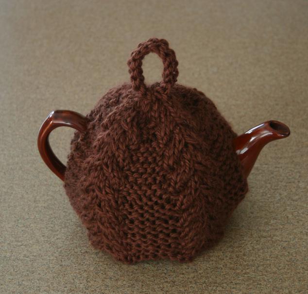 Speedknit Tea Cozy