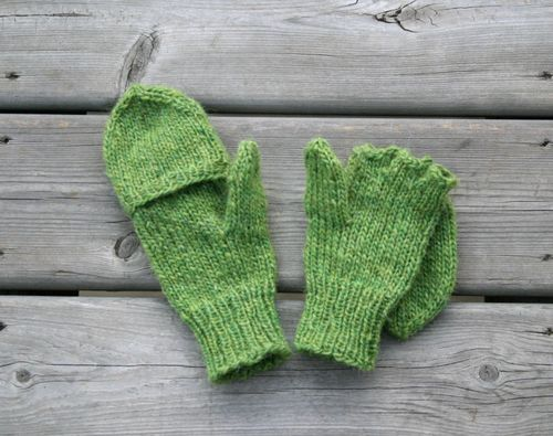 Green Mitts