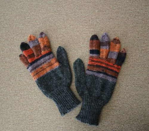 Guess Who Gloves