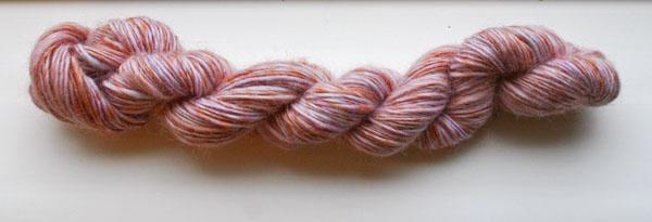 Spindle Spun Yarn