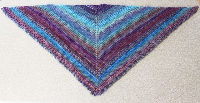 Shawl for Barb