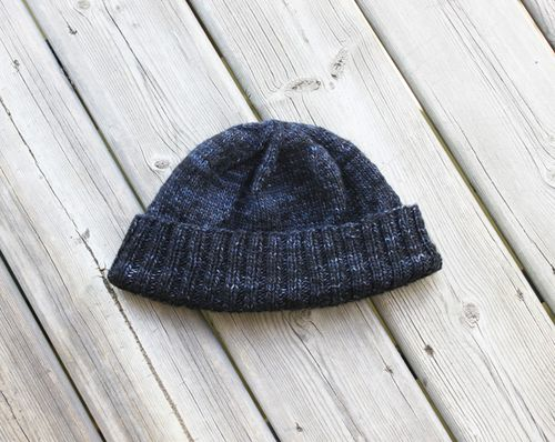 Hat for A Big Brained Man
