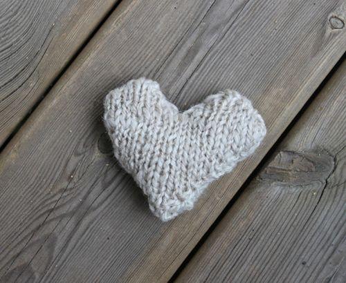 Wedding Ring Heart Pillow